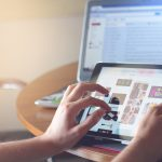 ipad laptop technology multitasking