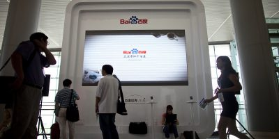 baidu technology conference