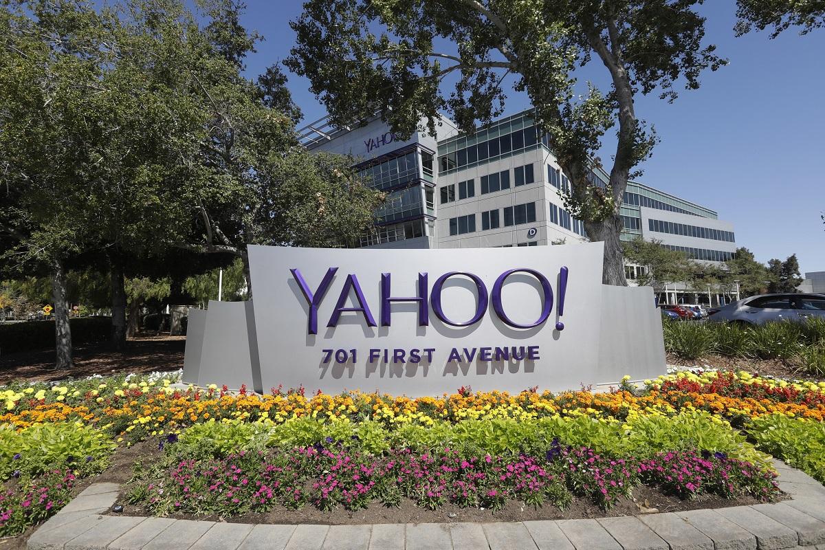 yahoo headquarters office