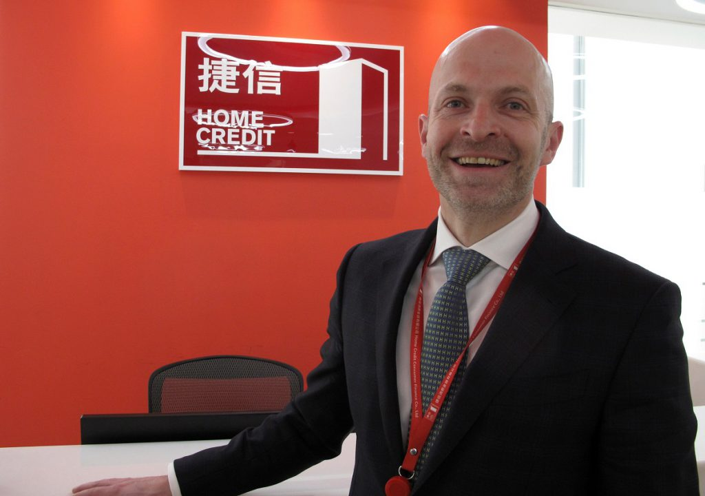 ondrej frydrych home credit china ceo