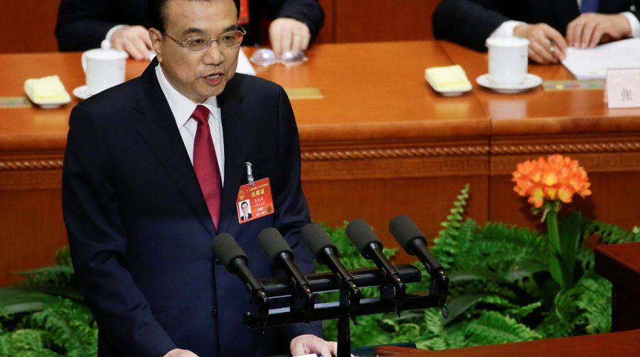 china premier li keqiang