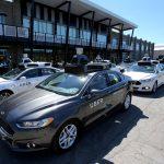 Uber, autonomous cars,