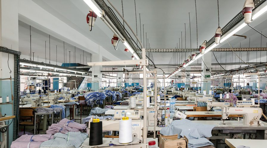 garment factory, clothes, manufacturing