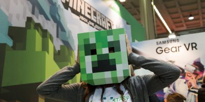 Minecraft, online gaming
