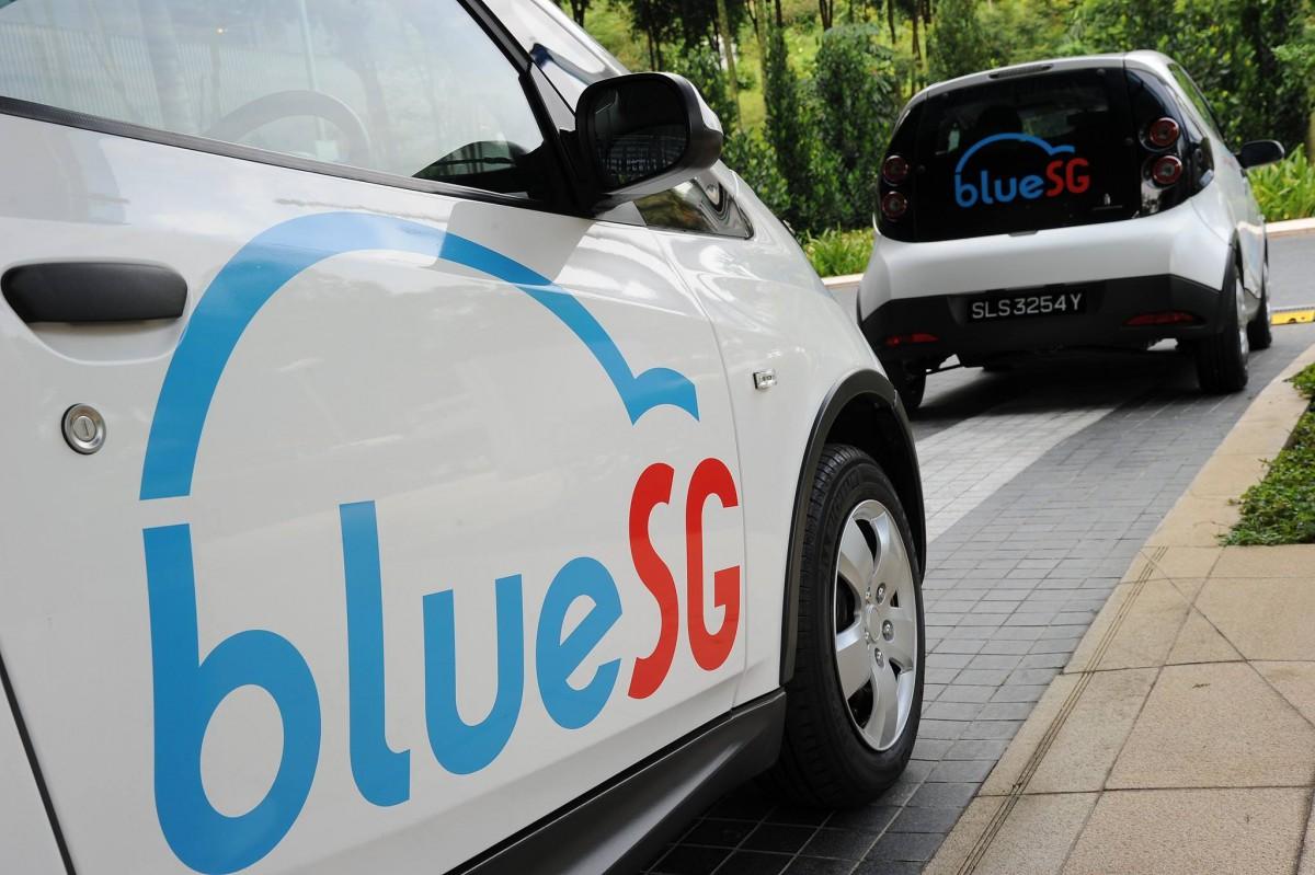 BlueSG EV