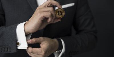 man bitcoin