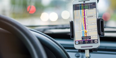 Self driving, navigation car