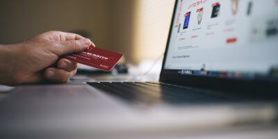 credit card, online shopping