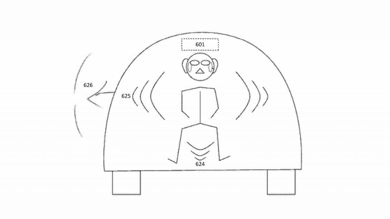 VR Uber Illustration