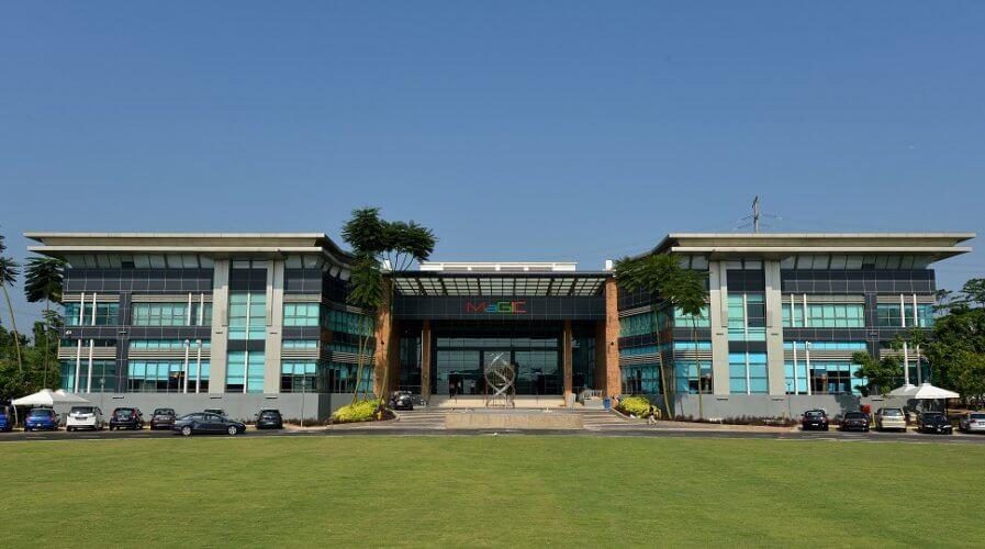 MaGIC's Cyberjaya co working campus